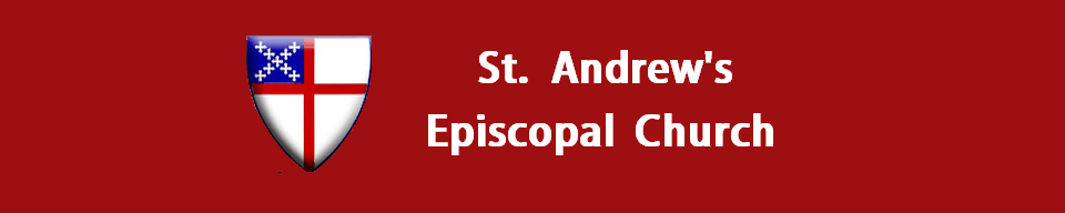 St. Andrew's Episcopal Church, click for home.